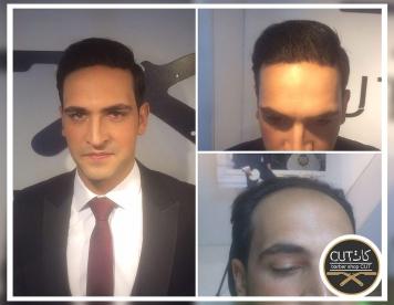 آرایشگاه تخصصی داماد مشهد