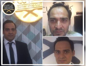 گریم تخصصی داماد مشهد